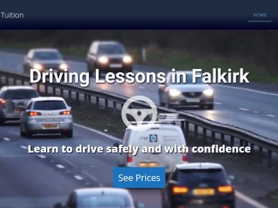 Prestige Host Client : Learn To Drive Falkirk