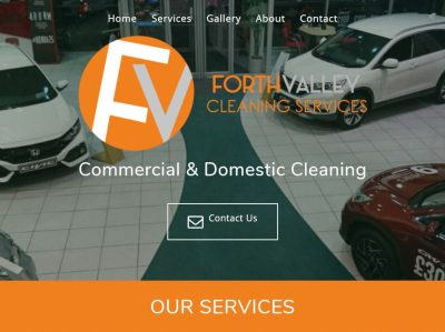 website forth valley cleaning cropped